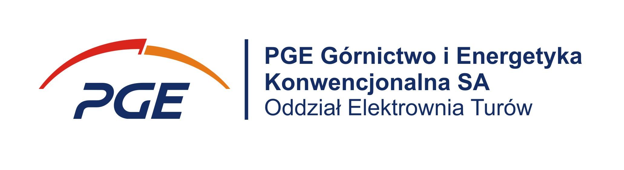 logo pionowe elektrownia turow